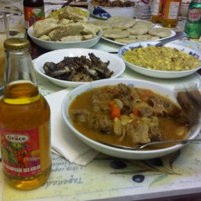 Authentic jamaican food eleisawifelife for Authentic jamaican cuisine