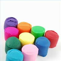 Homemade Play Dough (aka playdoh, plasticine)