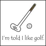 Golfing…..Again