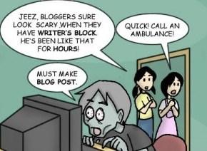 Blogger's Block