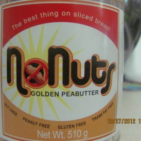 No Nuts PeaButter Cookie – No butter, No Milk, No Peanut Butter