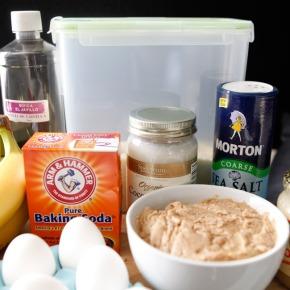 Healthy Banana Bran Muffins – NoButter