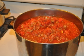 Fast and Easy Chicken or TurkeyChili