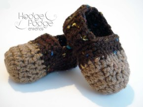 Cheeky Monkey Booties