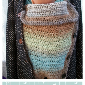 Shaped Crochet Babywearing Cover