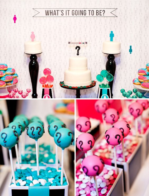 gender reveal ideas