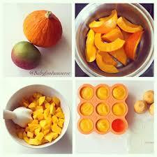 pumpkin for baby