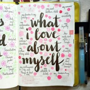 Writing Challenge – Round 2 – Day 4 – One Thing I Love AboutMyself