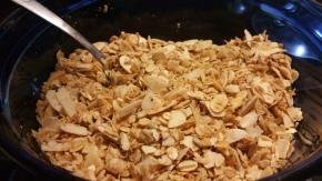 Homemade, Healthy and Easy GranolaRecipe