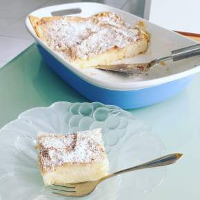 Bougatsa Pie – Custard Pie in Phyllo