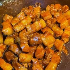 Hong Shao Rou – Red Braised PorkBelly